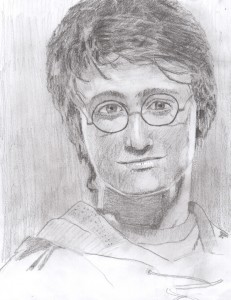 Basic Drawing Skills – Harry Potter |