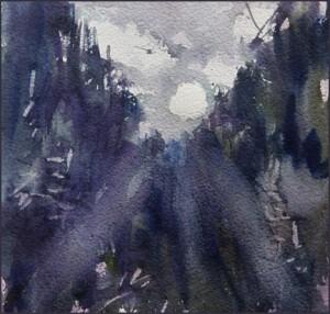 Rex Beanland, Moonlight