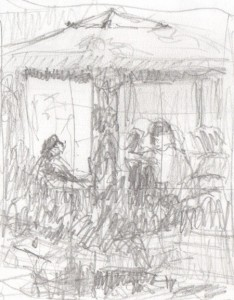 Rex Beanland, Art In The Garden Thumbnail