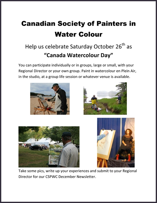 Canadian Society Of Painters In Watercolour