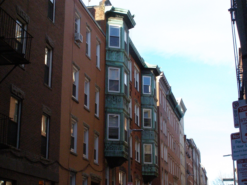 Rex Beanland, Historic North End, Boston