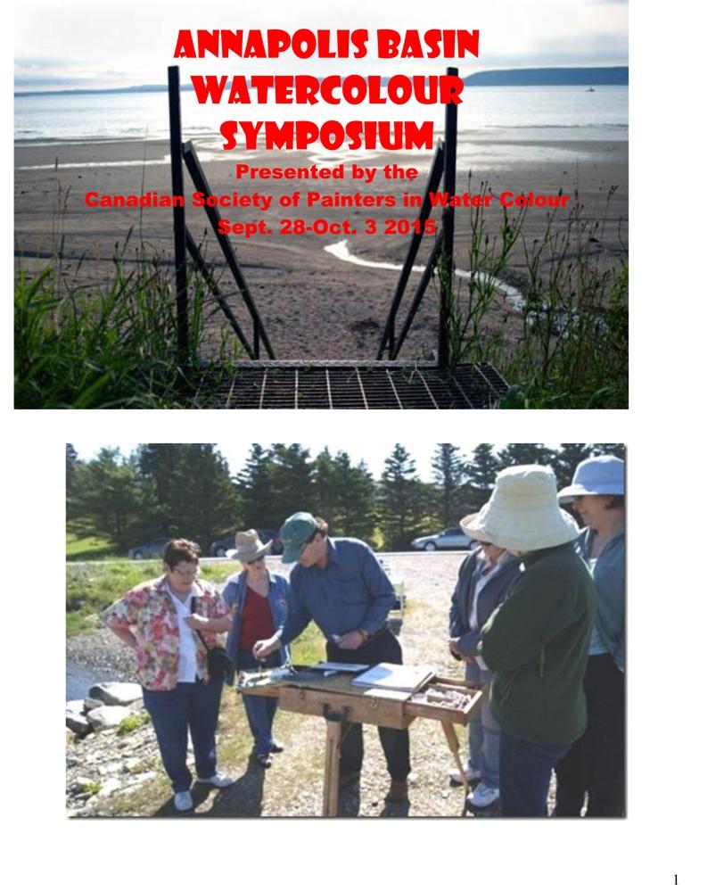 Rex Beanland, CSPWC Symposium