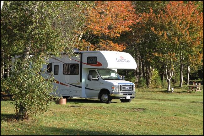 Rex Beanland, Lunenburg Campground