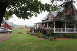 Rex Beanland, The Farm House