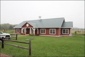 Rex Beanland, Workshop Building