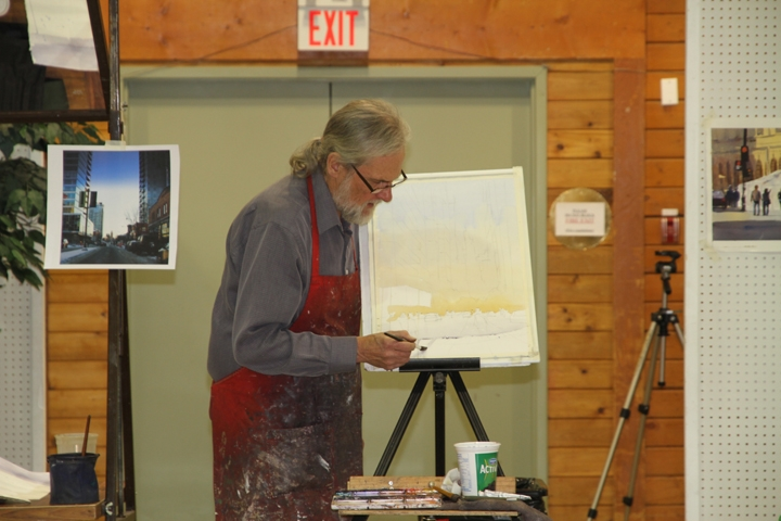 Rex Beanland, Art Society Of Strathcona County