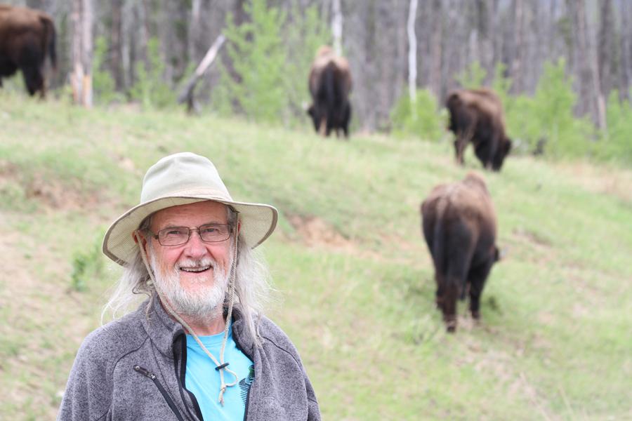 Rex Beanland, Wood Buffalo & Me