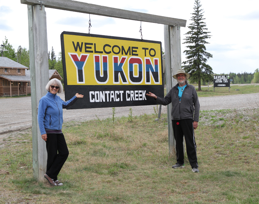 Rex Beanland, Welcome to Yukon Rex & Susan
