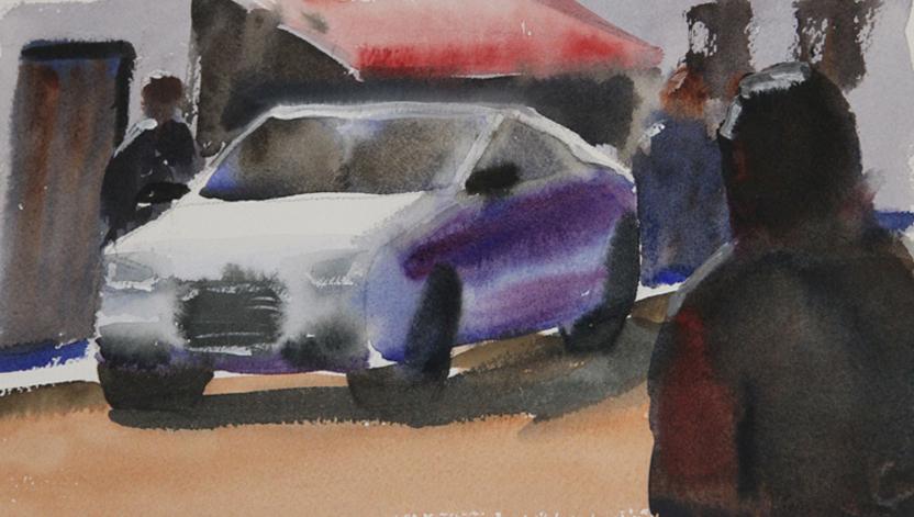 Rex Beanland, Whistler Workshop
