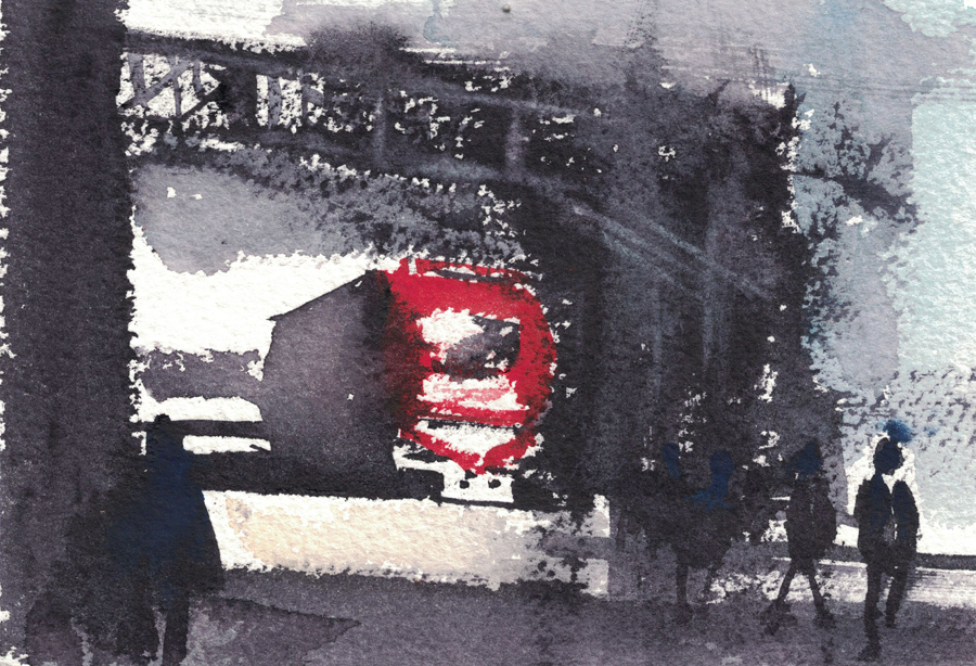 Rex Beanland, LRT Lively, 5 x 4
