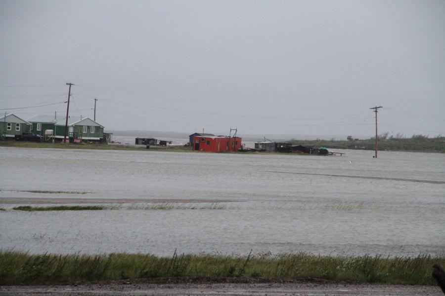 Rex Beanland, Tuktoyaktuk
