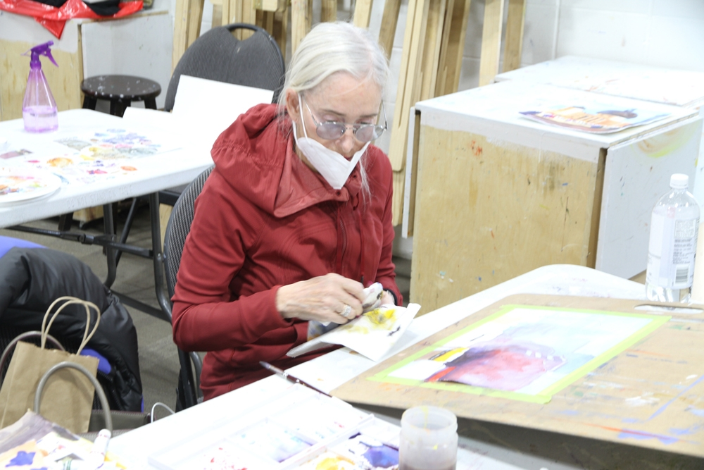 Rex Beanland, Workshop photos, Swinton